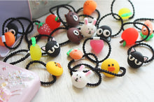 Load image into Gallery viewer, Line Friends Hair Ties (Handmade in Korea)