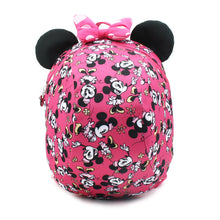 Load image into Gallery viewer, Minnie Mouse Dome Backpack