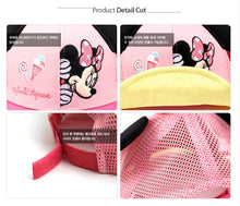 Load image into Gallery viewer, Minnie Mouse Bow Cap