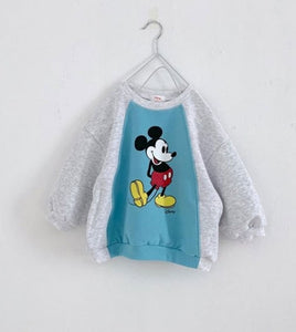 Mickey Mouse Blue Sweater (2-7 years old)