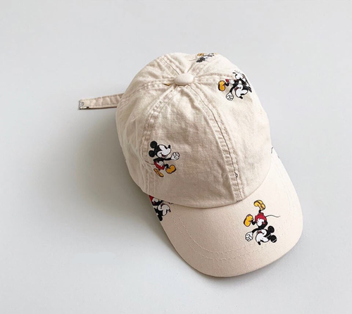Mickey Mouse Ball Cap