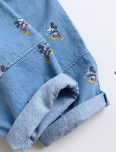 Micky Denim Pants (2-7 years old)