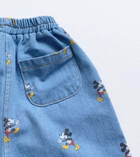Load image into Gallery viewer, Micky Denim Pants (2-7 years old)