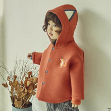 Load image into Gallery viewer, Fox Paul Jacket (2-7yrs old)