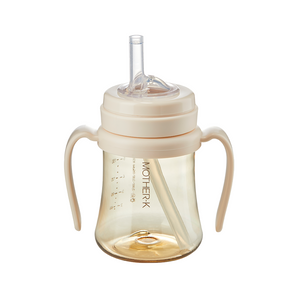 Mother-K PPSU Straw Bottle 200mL