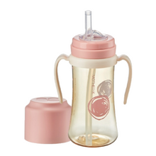 Load image into Gallery viewer, Mother-K PPSU Straw Bottle 300mL
