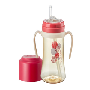 Mother-K PPSU Straw Bottle 300mL