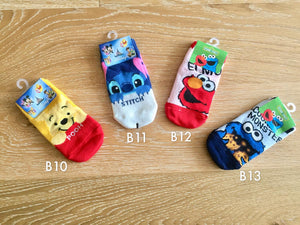 Kids Socks (3-5yrs old)