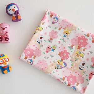 Reusable Cotton Face Mask made from Korean fabric (Child/Adult) - Porong Porong Forest