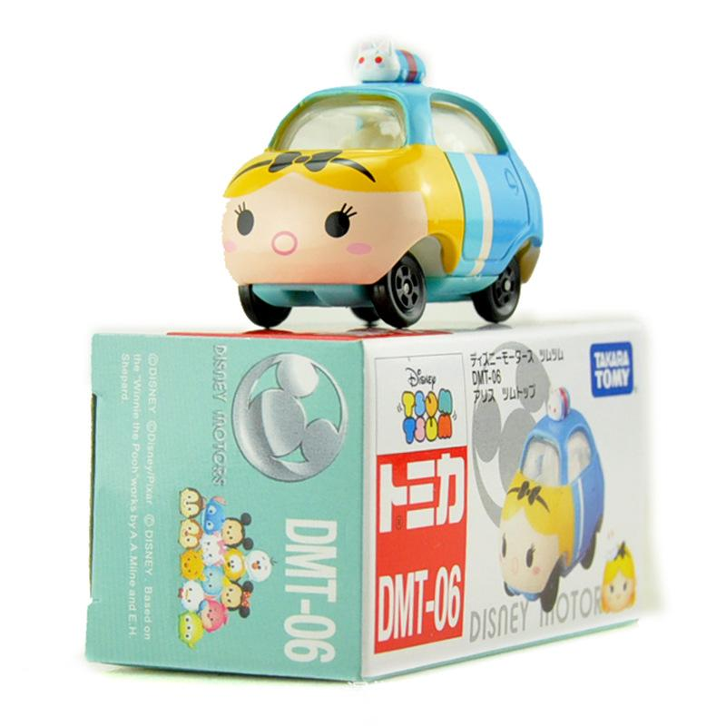 Authentic Takara Tomy Disney Motor Tsum Tsum (Alice)