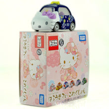 Load image into Gallery viewer, Authentic Takara Tomy Dream Tomica Sanrio Hello Kitty
