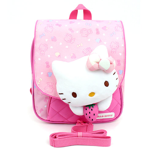 Hello Kitty Strawberry Safety Harness Backpack