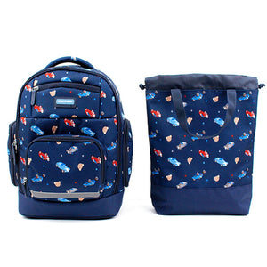 Momo Racing Backpack Set