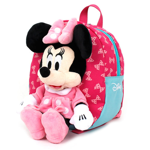 Minnie Mouse Safety Harness Backpack