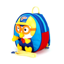Load image into Gallery viewer, Pororo safety harness backpack