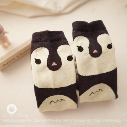 Penguin Knee Socks (2-4yrs old)