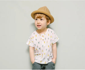 Cactus Tee and Pants 2pcs Set (1-5 yrs old)