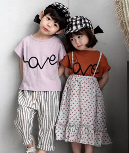 Love T (2-7yrs old)