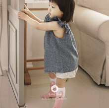 Load image into Gallery viewer, Blue Angel Blouse (1-4 years old)