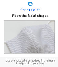 Load image into Gallery viewer, Reusable Ion Infused Face Mask (Adult) - Regular Type