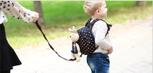 Load image into Gallery viewer, Love Shu Happy Safety Harness Backpack