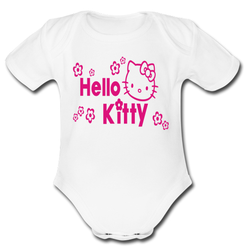 Body Bambino Hello Kitty