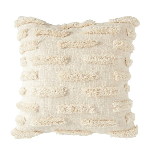 Cotton Embroidered Pillow