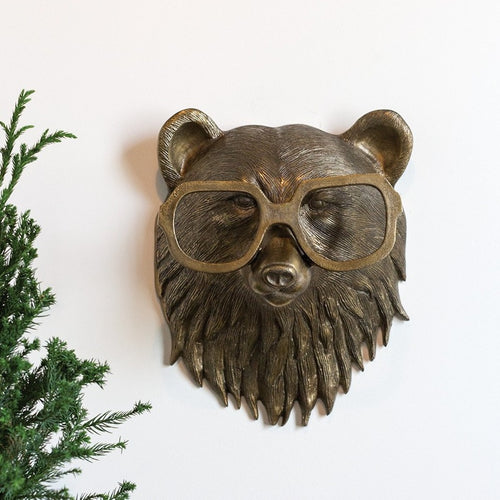 Bear Wall Mount