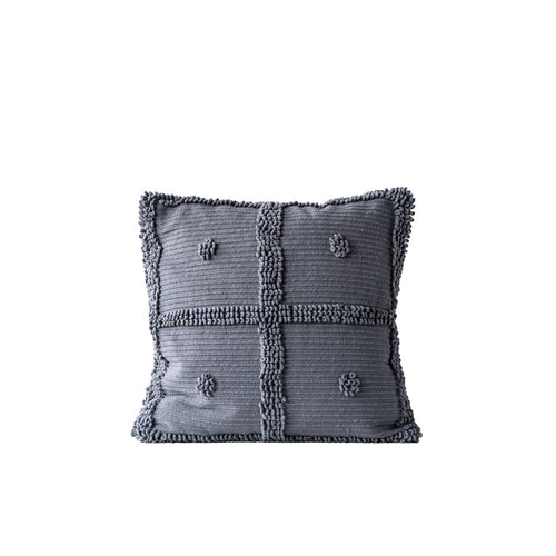 Pillow Gray Chenille