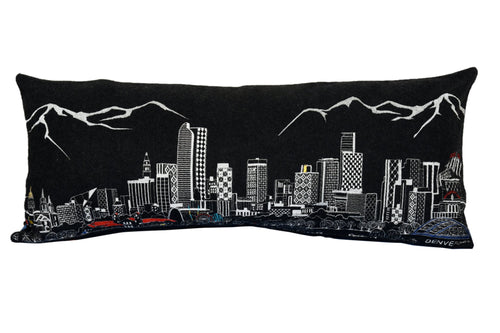 Denver Queen Night Pillow