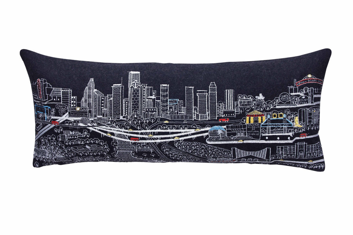 Houston Queen Night Pillow