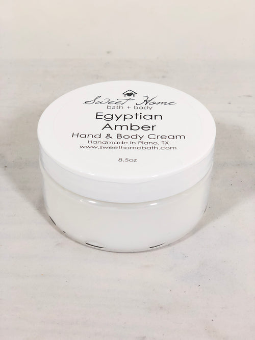 Lotion - Egyptian Amber