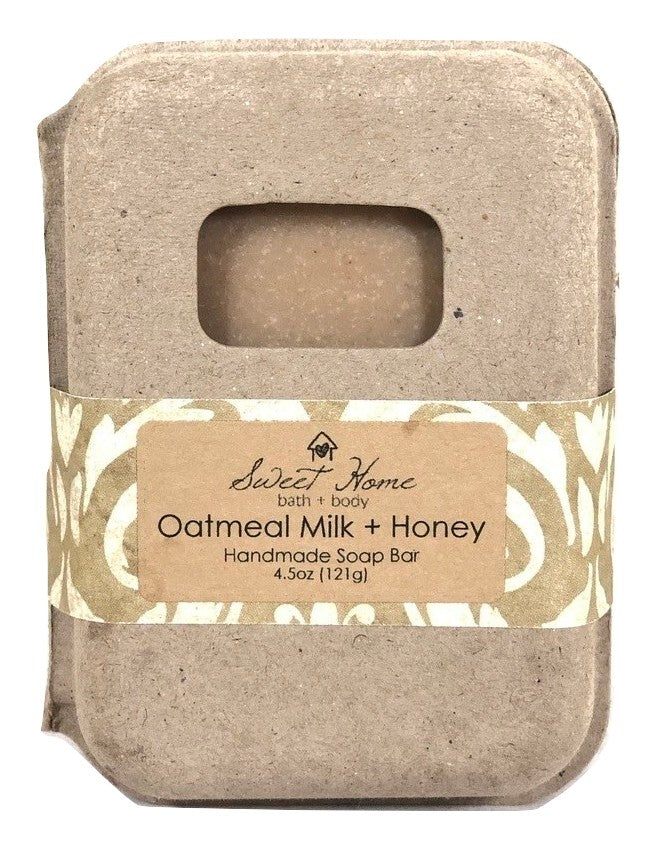 Soap - Oatmeal Milk + Honey