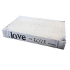 "Painted Book - ""Love and Love Deeply"""