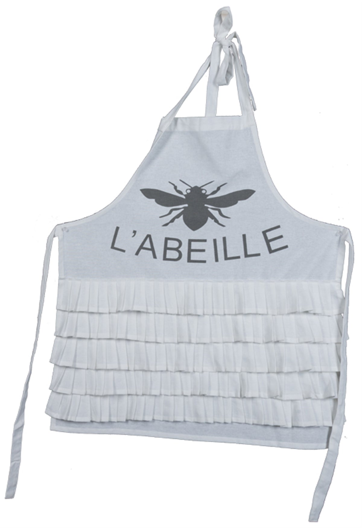 Bee Apron with Ruffle (L'Abeille)