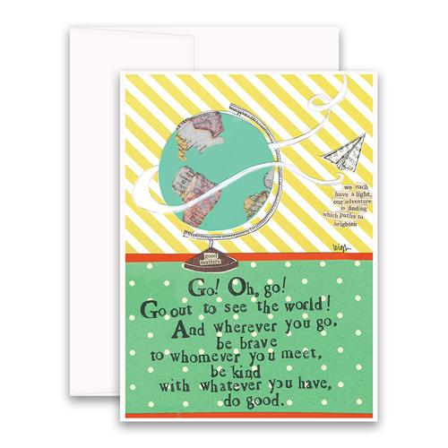 Greeting Card - Do Good