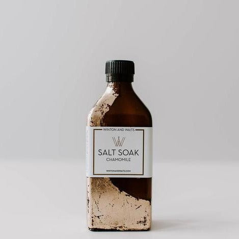 Salt Soak, large - Chamomile
