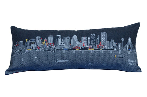 Dallas Queen Night Pillow
