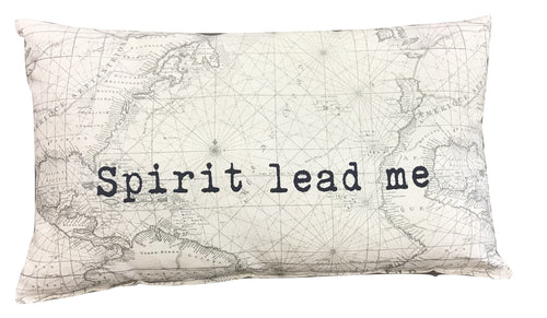 Pillow, Spirit Lead Me