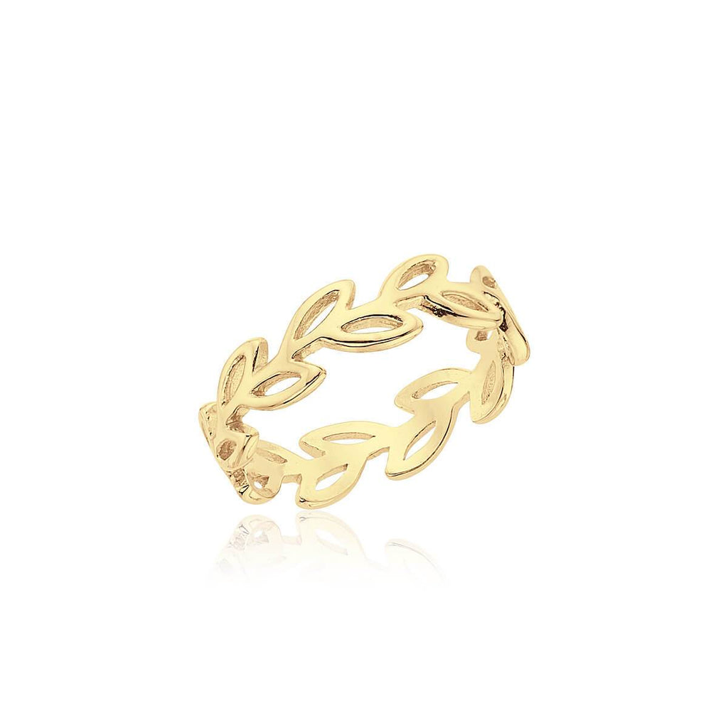 Anillo AMAZZONE GOLD - Olivia Olash