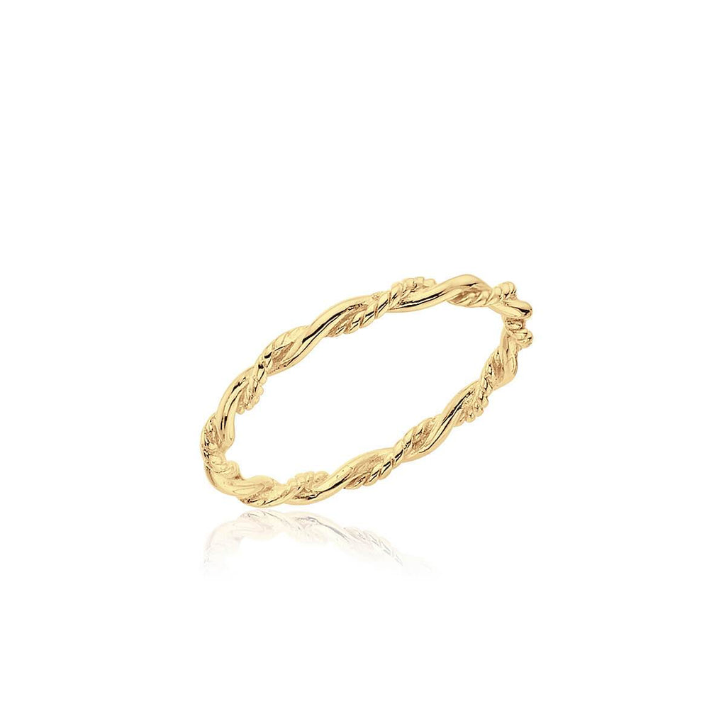 Anillo LIFE GOLD - Olivia Olash