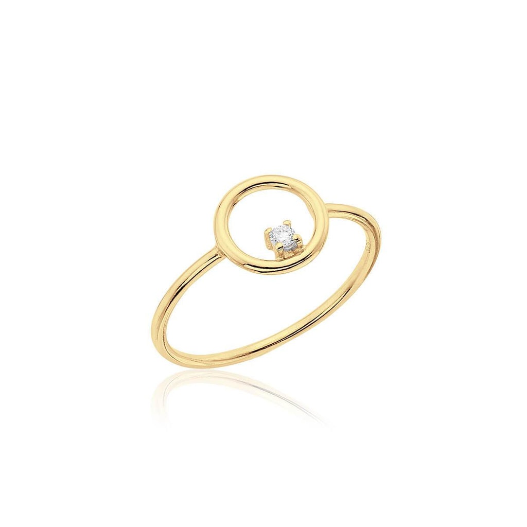 Anillo NOAH GOLD - Olivia Olash