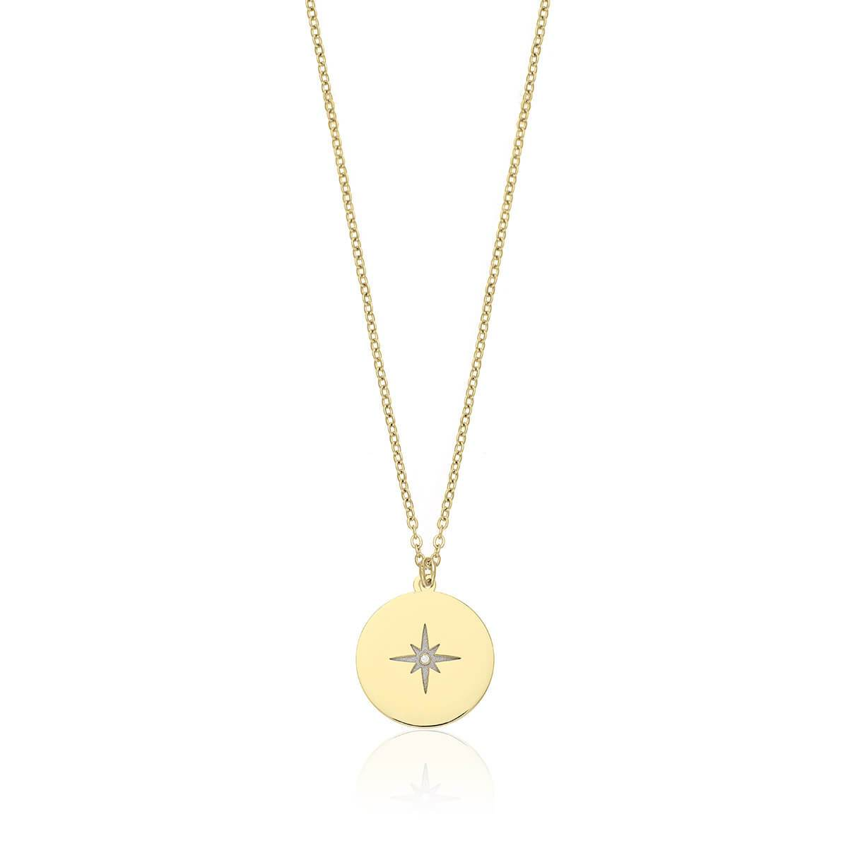 Collar ESTRELLA POLAR GOLD - Olivia Olash