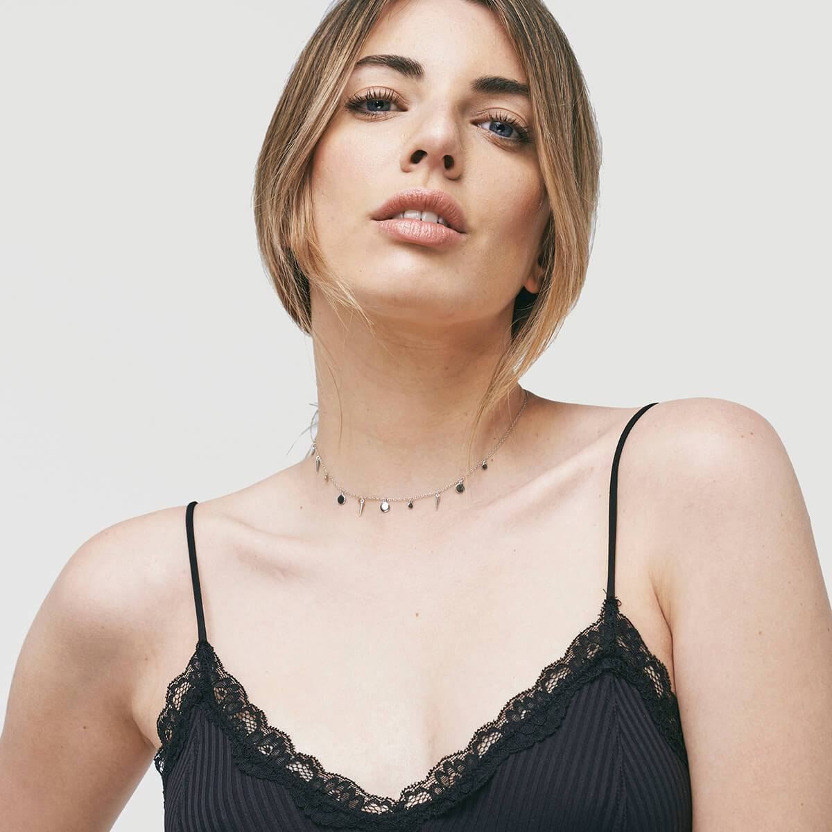 Collar GEORGIA - Choker - Olivia Olash
