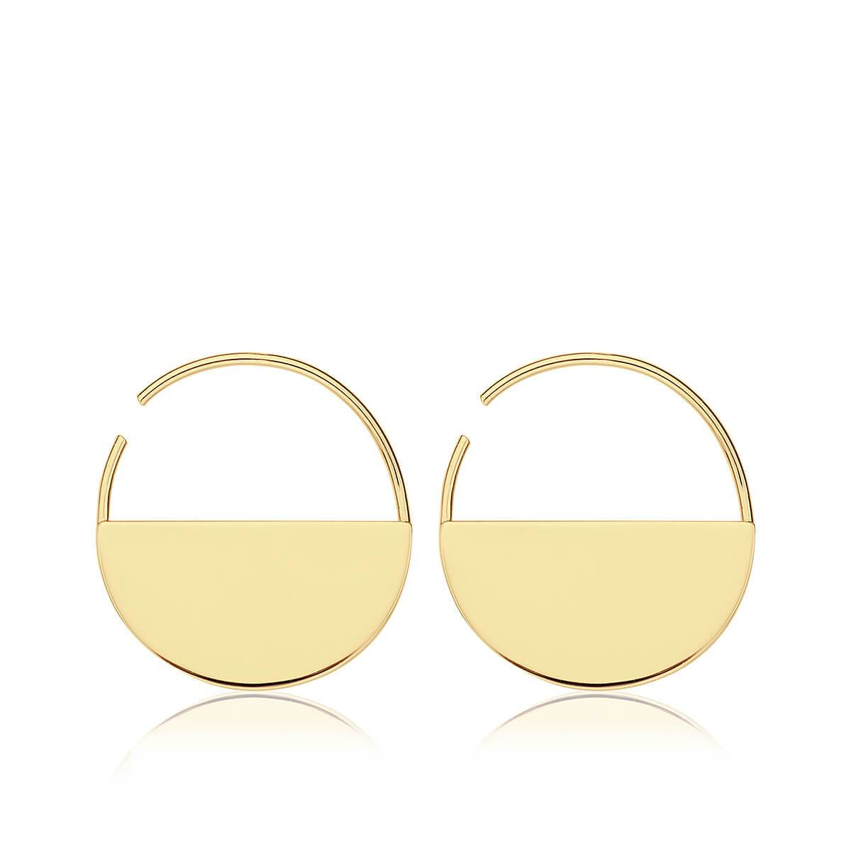 Pendientes HORIZON GOLD - Olivia Olash