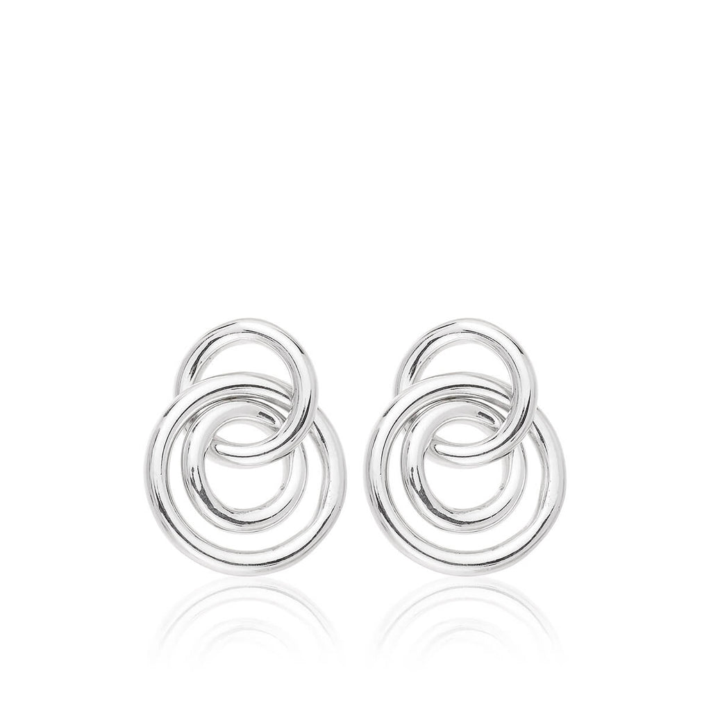 Pendientes MINI CHOICES 3 RINGS - Olivia Olash