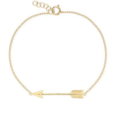 Pulsera ARROW GOLD - Olivia Olash