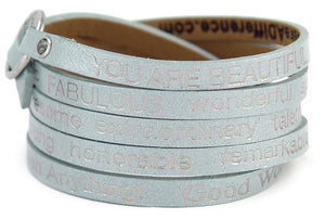 Good Works Wrap Bracelet
