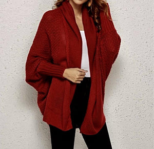 Batwing Cardigan - Multiple Colors