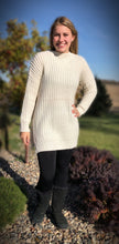 Load image into Gallery viewer, Chunky Oversized Sweater